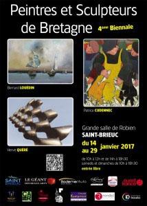 Biennale 2017 de Saint-Brieuc