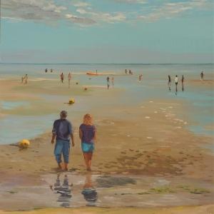 Plaisir de marée basse 81 x 60